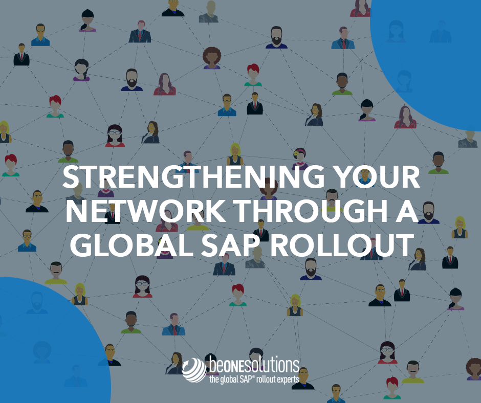global sap rollout be one solutions